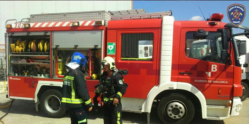 La rehabilitación del parque de bomberos de Artá, Mallorca, incluirá aislamiento de lana de roca y cubierta verde