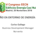El edificio CIne: Un año en entorno de energía cero
