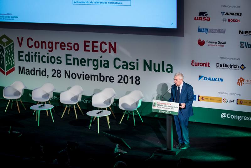 V congreso edificios energia casi nula