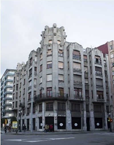 Figura 9. Fachada edificio.