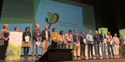 Conferencia Passivhaus Reflexiones en 10CEPH Zaragoza