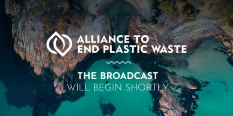 La Alianza para Acabar con los Residuos Plásticos inicia la estrategia para facilitar su eliminación y reciclaje