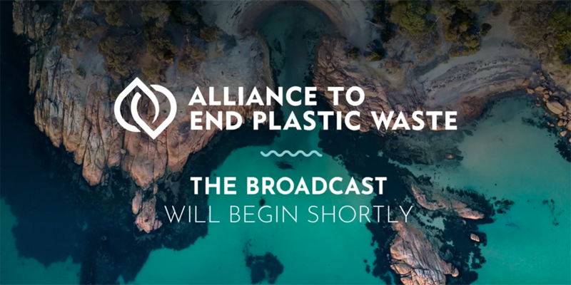 La Alianza para Acabar con los Residuos Plásticos pone en marcha su estrategia para acabar con los residuos y mejorar el reciclaje