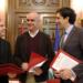 El Ayuntamiento de Sevilla y el COAAT firman un convenio para impulsar la construcción y rehabilitación sostenibles