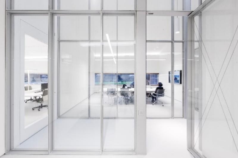 Figura 5. Vista interior de salas de reuniones.