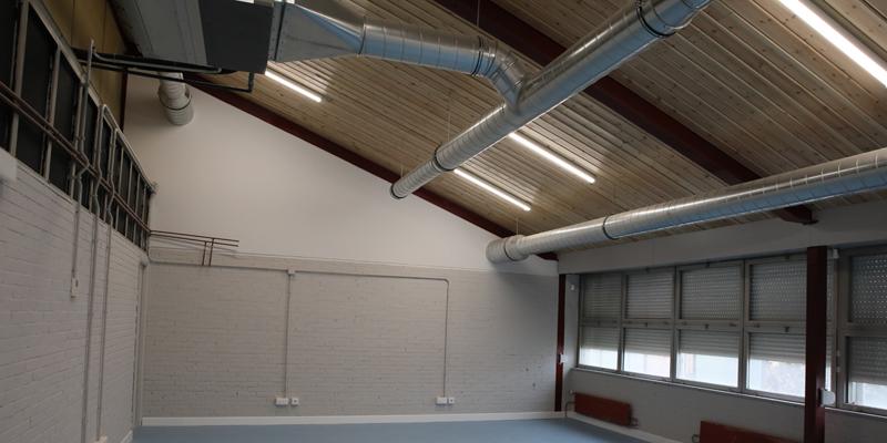 Getafe reforma su nuevo Centro de Asociaciones y mejora su eficiencia energética y accesibilidad