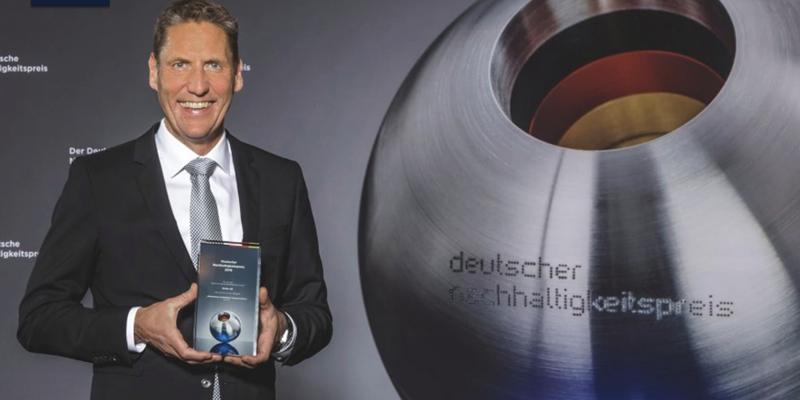Grohe gana Premio a la Sostenibilidad de Alemania