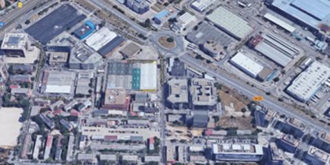 La regeneración del Barrio del Aeropuerto de Madrid