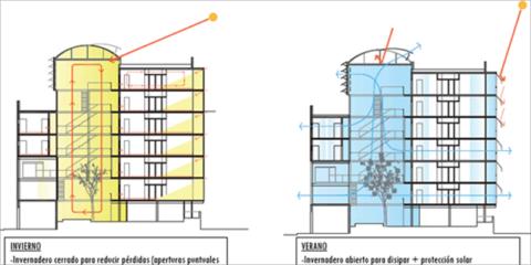 La Borda, promoción de vivienda cooperativa con criterios de calidad ambiental