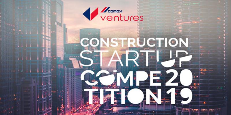 CEMEX Ventures lanza la Construction Startup Competition 2019