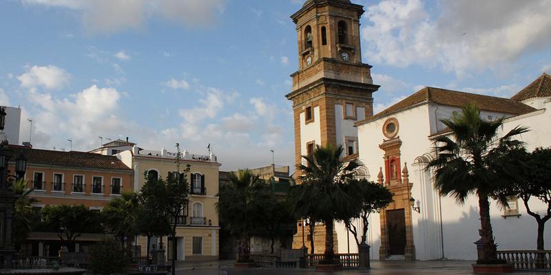 plaza en algeciras