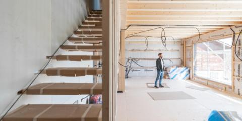 Diseño, construcción y monitorización de vivienda Passivhaus en clima de montaña
