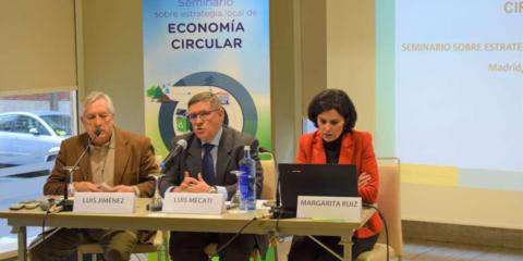 La FEMP presenta el borrador de la nueva Estrategia de Economía Circular con 25 medidas de desarrollo sostenible