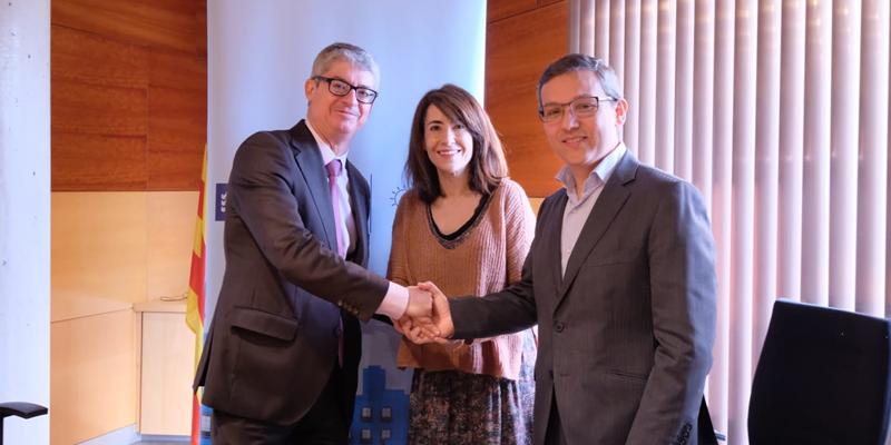 firma de acuerdo Gavà economia circular