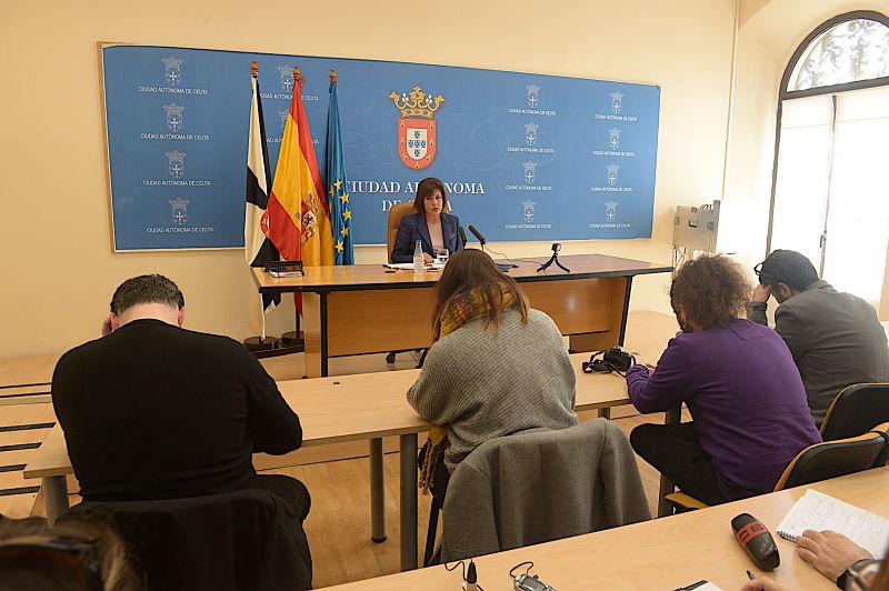 El Gobierno de Ceuta plan estrategia rehabilitación