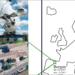 Un estudio de la Universidad de Burgos determina la viabilidad de las instalaciones fotovoltaicas verticales
