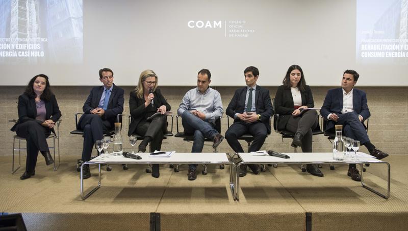 Jornada técnica sobre la financiación en proyectos de edificios de consumo de energía casi nula 5