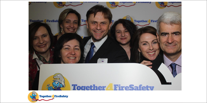 Knauf Insulation se ha unido a la campaña #Together4FireSafety