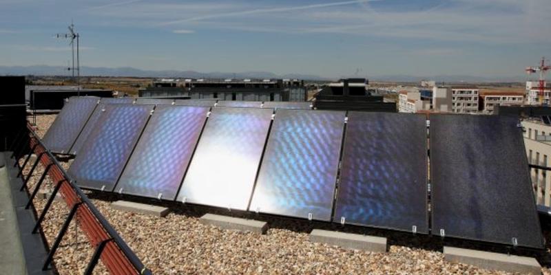 Los paneles fotovoltaicos colocados en 51 edificios municipales son en su totalidad para generar electricidad