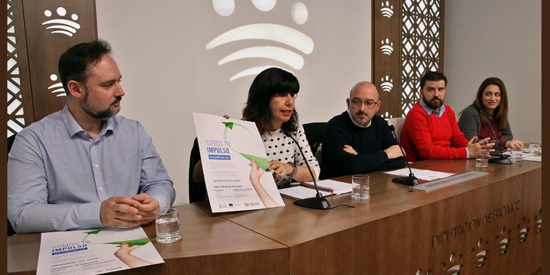 La Diputación de Badajoz yAcción contra el Hambre