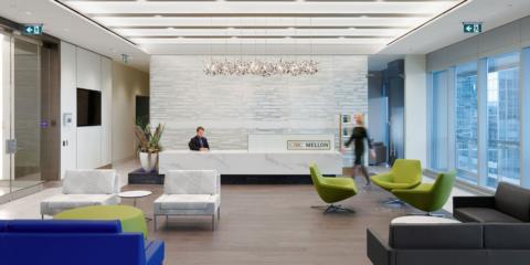 La oficina de CIBC Mellon en Toronto recibe la certificación LEED Gold por su baja huella ambiental