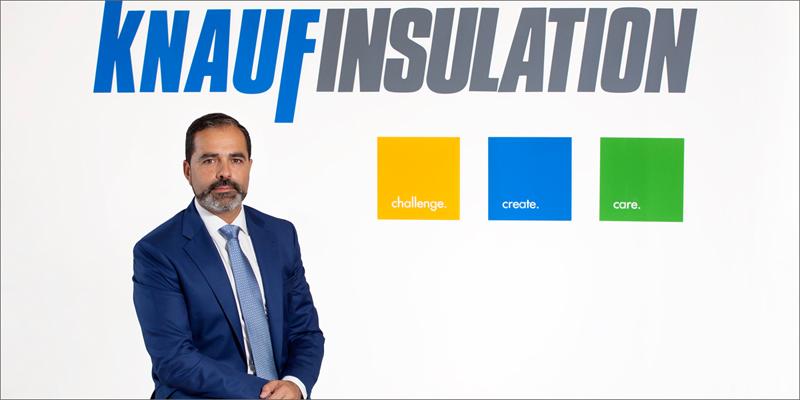 Oscar del Rio de knauf insulation