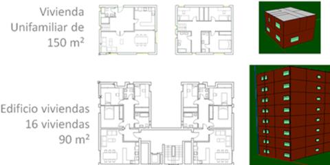 Tecnologías de climatización para los EECN en las viviendas de nueva construcción