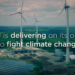 La UE crea una nueva categoría de índices de referencia financieros de bajo impacto medioambiental