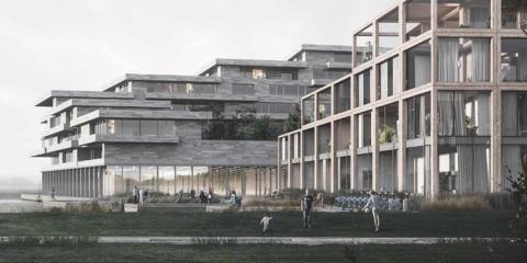 UN17 Village implantará los Objetivos de Desarrollo Sostenible en un núcleo urbano ecológico de Copenhague