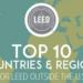 USGBC anuncia los diez primeros países y regiones fuera de EEUU con más certificados LEED