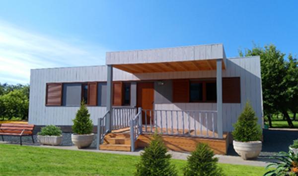 Figura 3. Detalle de la vivienda.
