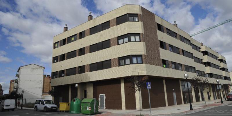 edificio vecinos rioja. plazo para solicitar las ayudas finaliza el 23 de marzo.
