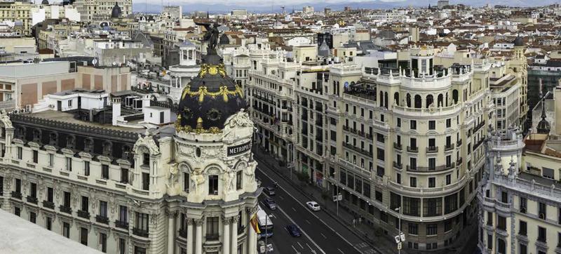 Madrid ciudad centro