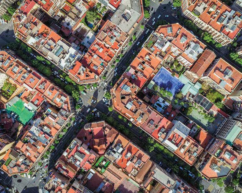 El sector residencial es responsable de aproximadamente el 30% de las emisiones directas y de más del 80% de las emisiones indirectas. Fuente: Monitor Deloitte.