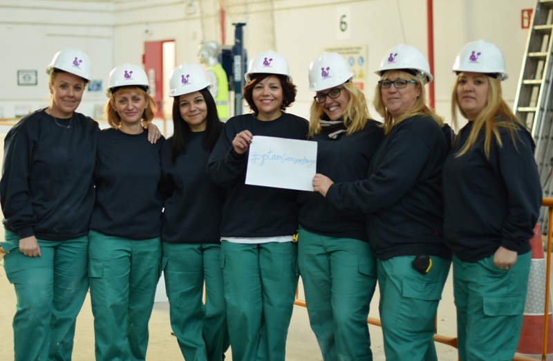 día de la mujer fundación laboral