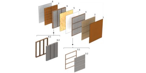 Envolvente ligera de hormig n libre de puentes t rmicos construible - Comparativa aislantes termicos ...