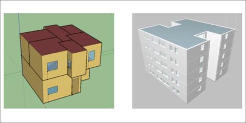 Análisis y estudio de la simulación energética de edificios residenciales con programas reconocidos