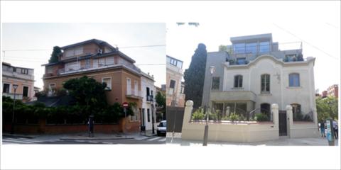 Modernismo moderno: recuperación de una finca histórica vía el Estándar Passivhaus