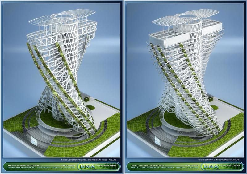 agora garden estructura