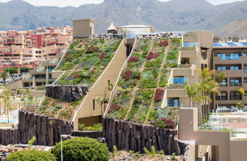 Figura 1. Imagen Hotel GF Victoria de Tenerife.