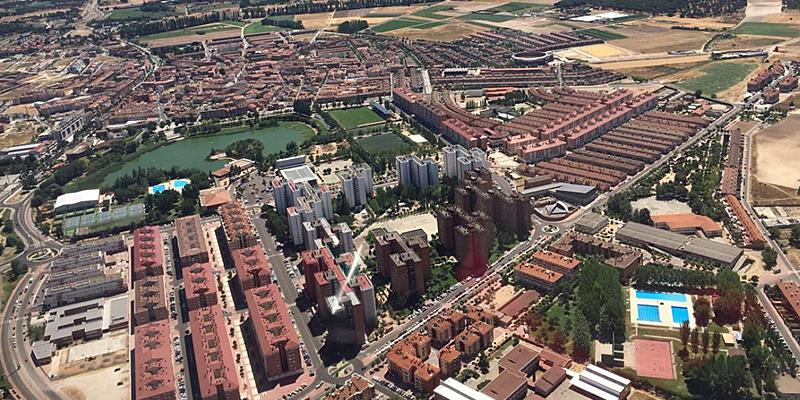 Finalizan los trabajos de rehabilitación energética en Laguna del Duero bajo el proyecto CITyFiED