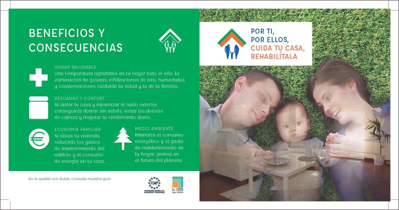 FLCQA y FEMP emprenden una campaña de concienciación sobre la rehabilitación energética
