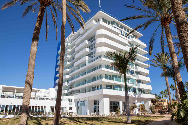 hotel robinson certificación platino dgnb