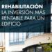 Rehabilitación. Impermeabilización, aislamiento térmico y acústico