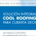 Solución integral Cool Roofing para Cubierta Deck