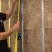 Divisoria edificación doble tabique de yeso laminado - DIV2