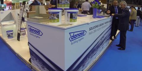 Danosa en Construtec 2018