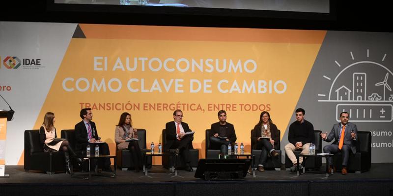 """Jornada Marco """"FINANCIACIÓN PARA EL CAMBIO DE MODELO ENERGÉTICO"""""""