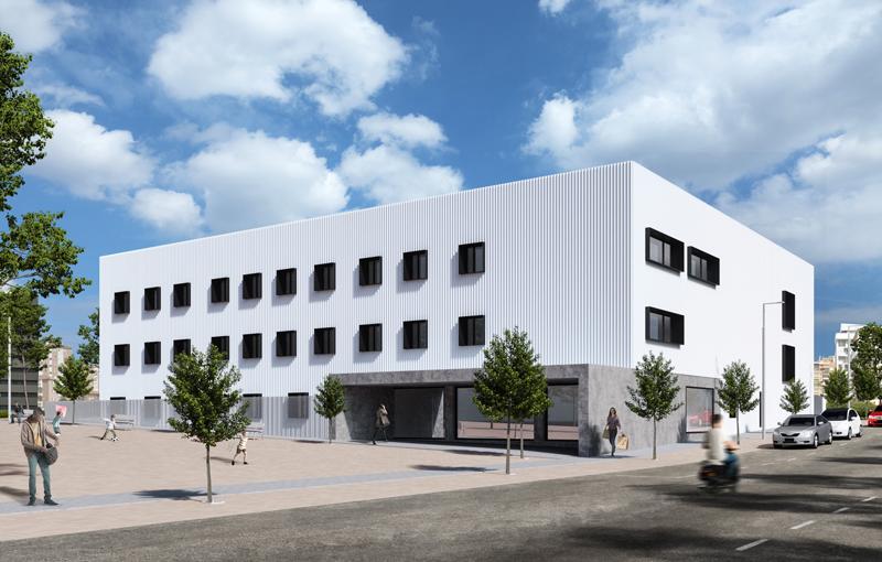 Centro de Salud de Lezkairu