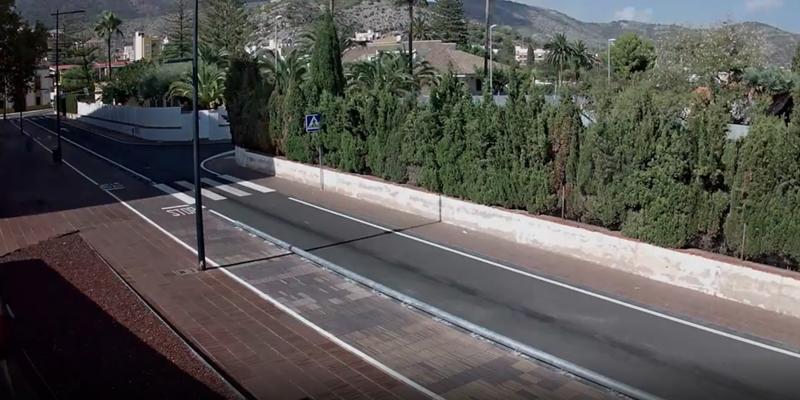 El sistema urbano de drenaje sostenible (SUDS) utiliza material cerámico de bajo valor comercial como sistema filtrante de pavimentación.